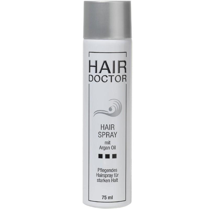 Hair Doctor Hairspray Strong mit Arganöl 75 ml