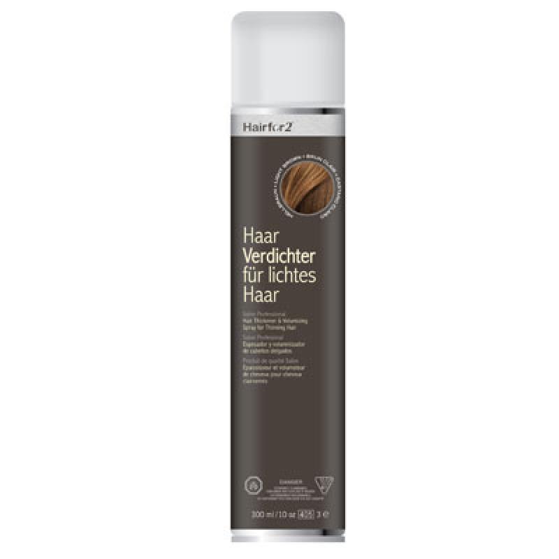 Hairfor2 Haarauffüller Hellbraun 300 ml