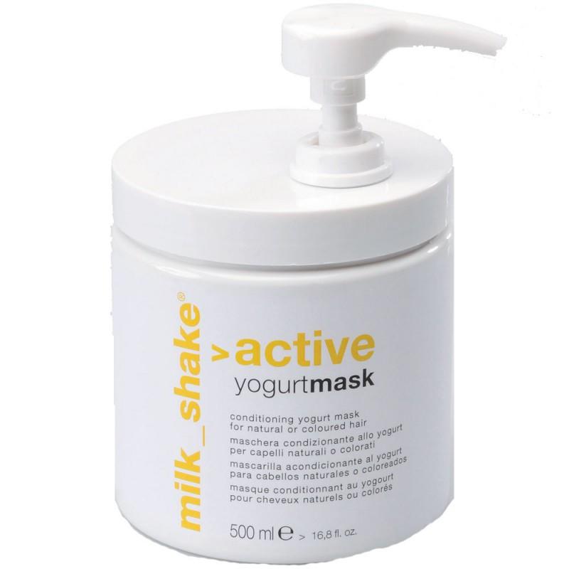 milk_shake natural care active yogurt mask 500 ml