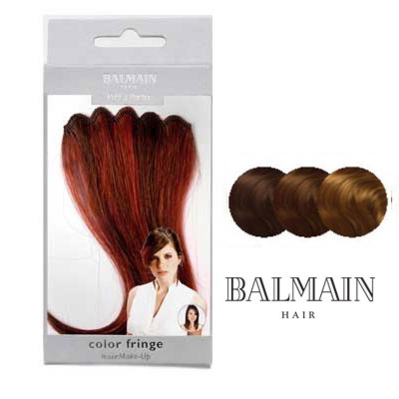 Balmain Hair Make Up Color Fringe WALNUT