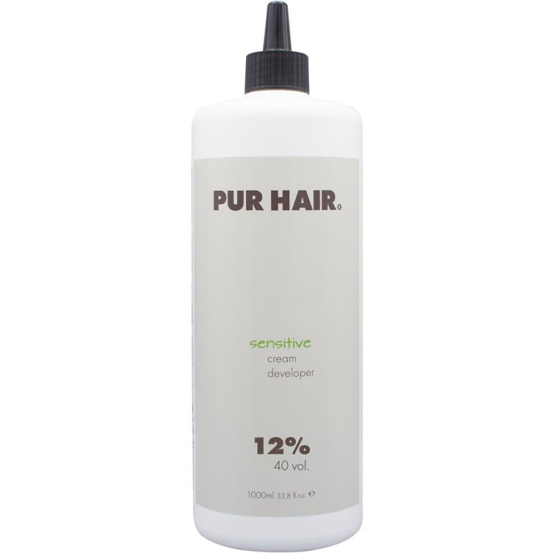 PUR HAIR Sensitive Cream Developer 12% 1000 ml