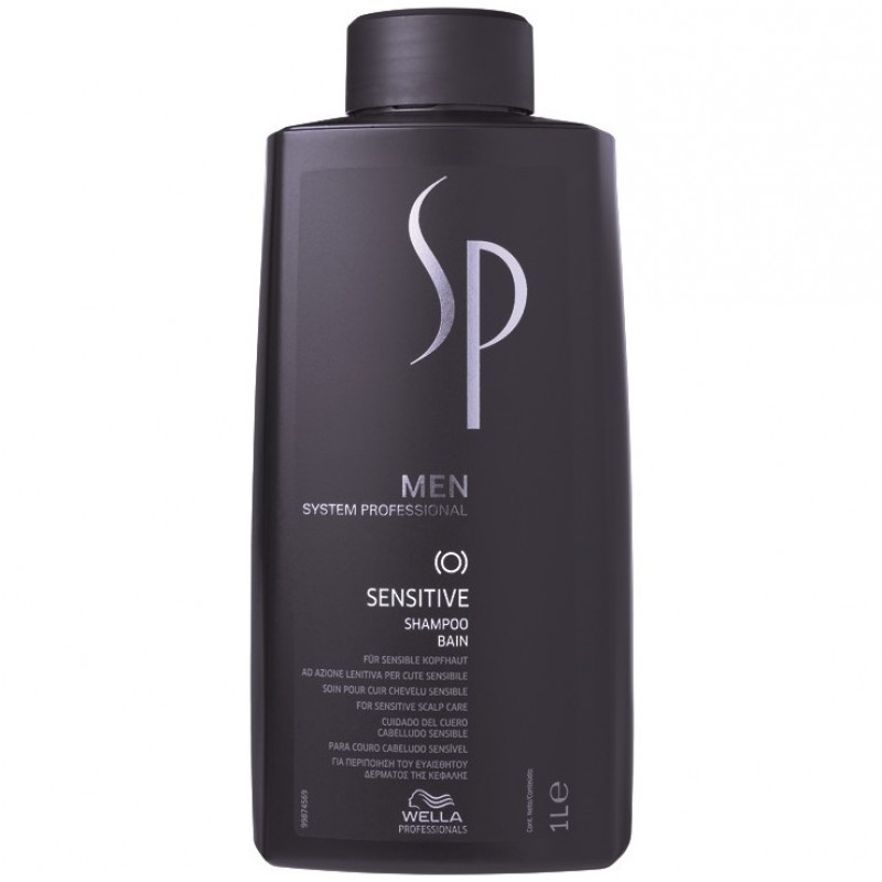 Wella SP Just Men Sensitive Shampoo 1000 ml