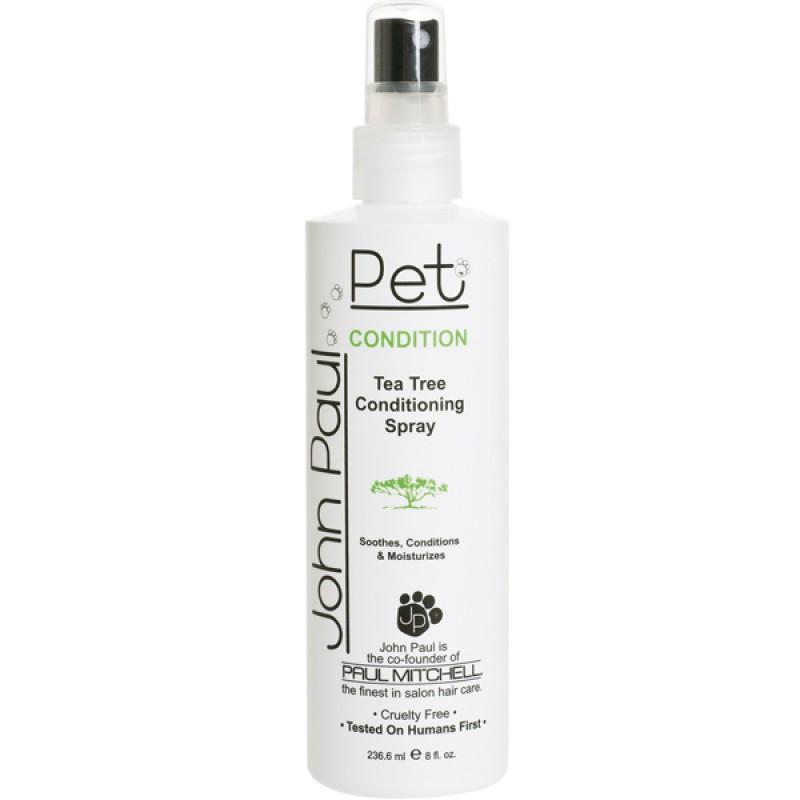 John Paul Pet Tea Tree Treatment Conditioning Spray
