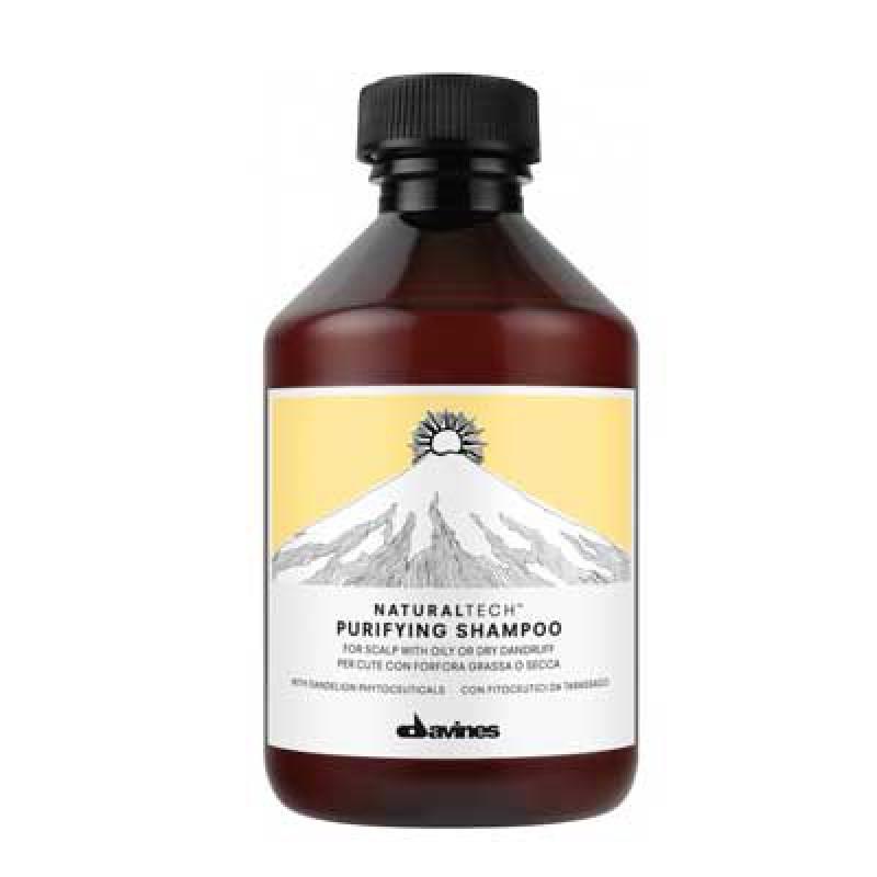 Davines Purifying Shampoo Pflege bei Schuppen 250 ml