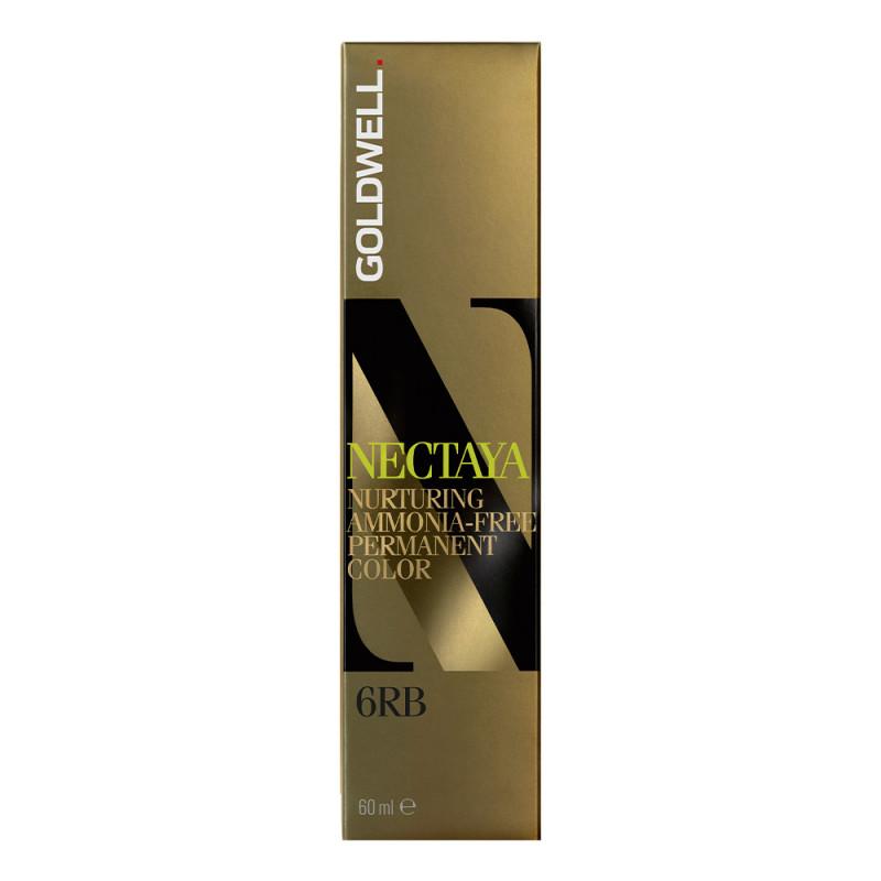 Goldwell NECTAYA Haarfarbe 6RB rotbuche mittel 60 ml
