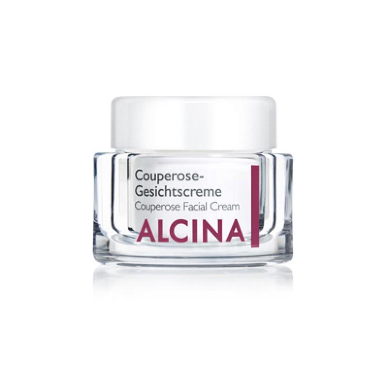 Alcina Couperose Gesichtscreme  gegen Rötungen