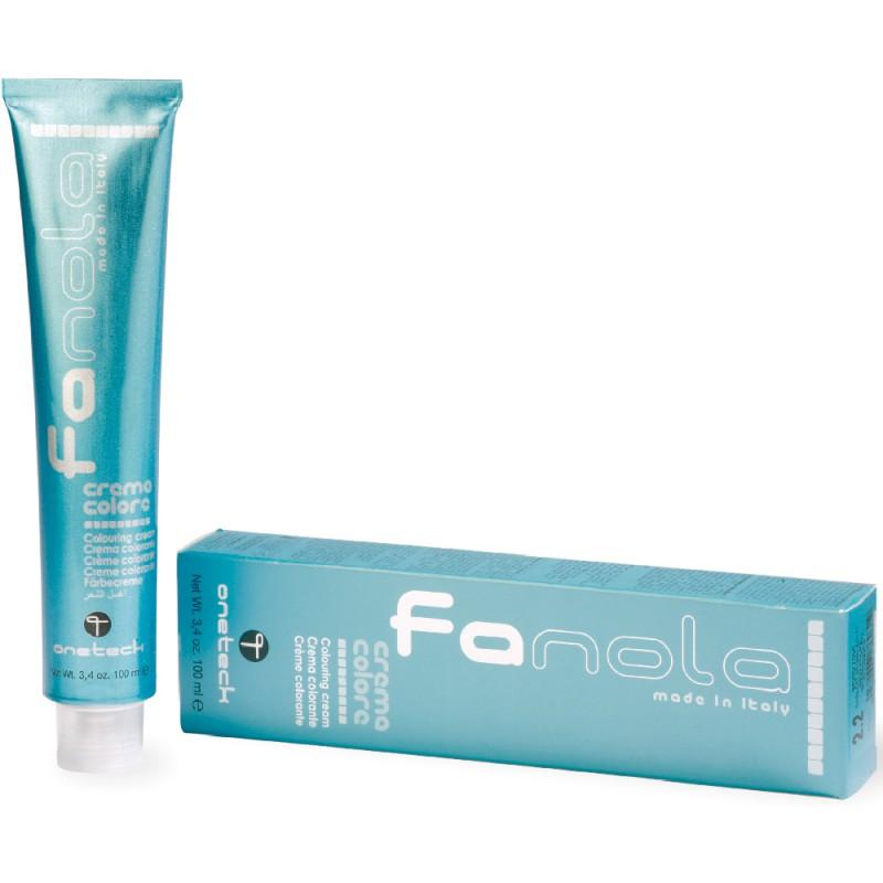 Fanola Creme Haarfarbe 8.14 100 ml