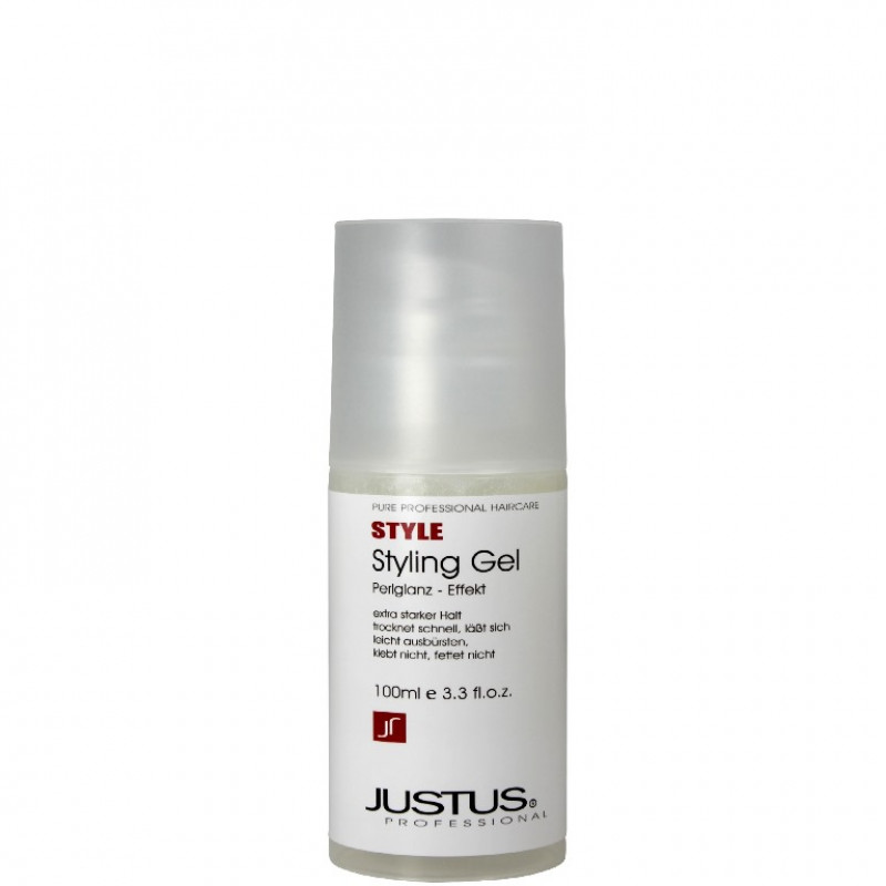 JUSTUS Styling Gel 100 ml