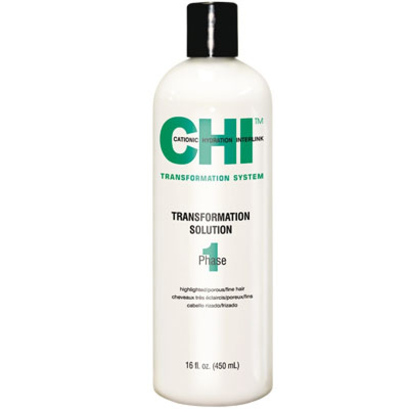 CHI Transformation System C  Phase 1  Solution