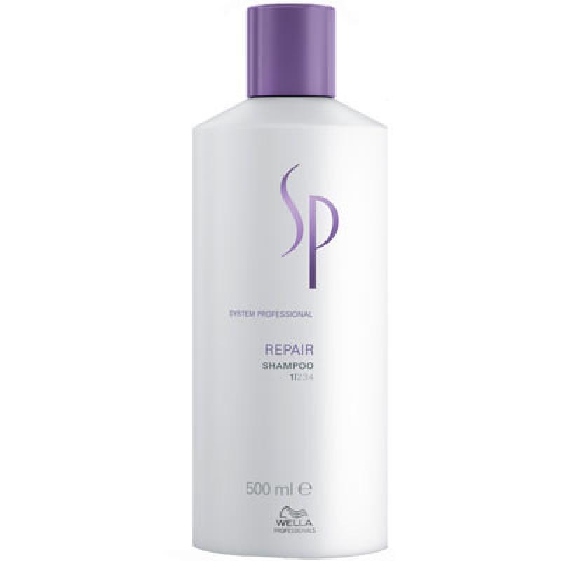 Wella SP Repair Shampoo 500ml