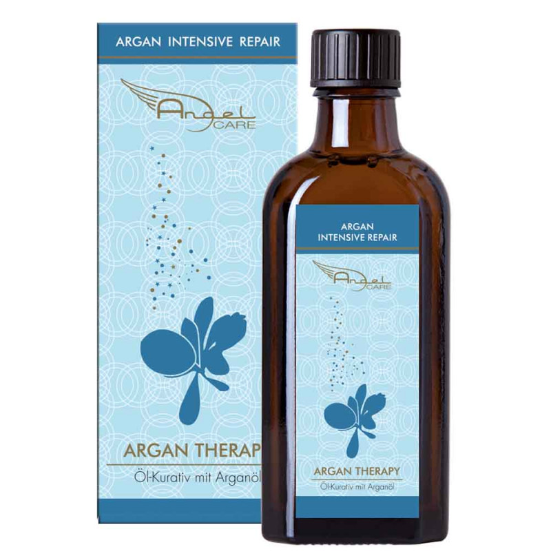 LOVE FOR HAIR Professional Angel Care Argan Therapy Öl-Kurativ mit Öl 100 ml