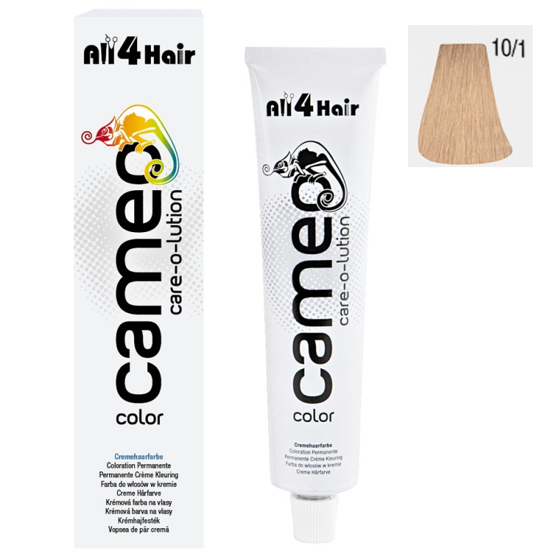 Cameo Color Haarfarbe 10/hell-lichtblond asch