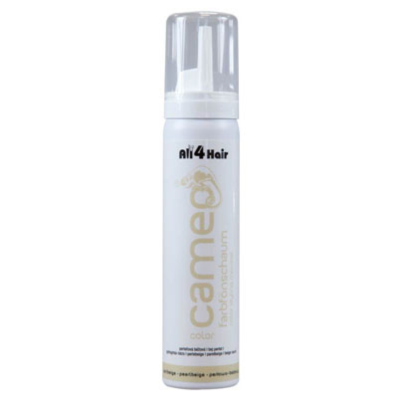 LOVE FOR HAIR Professional cameo color style mousse perl beige 75 ml
