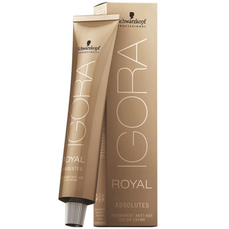 Schwarzkopf Igora Royal Absolutes 9-50 Extra Hellblond Gold;Schwarzkopf Igora Royal Absolutes 9-50 Extra Hellblond Gold