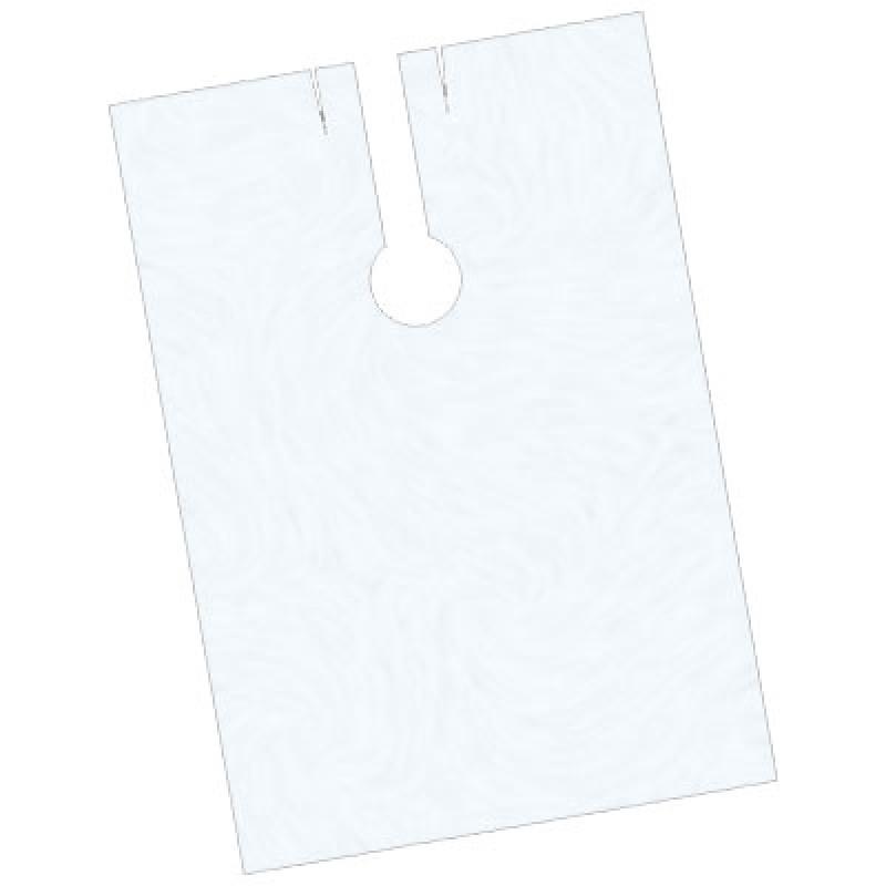 Fripac Einmal-Frisierumhänge glatt, 150x100cm