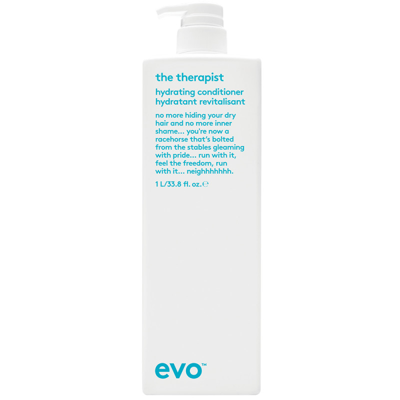 evo The Therapist hydrating Conditioner 1000 ml
