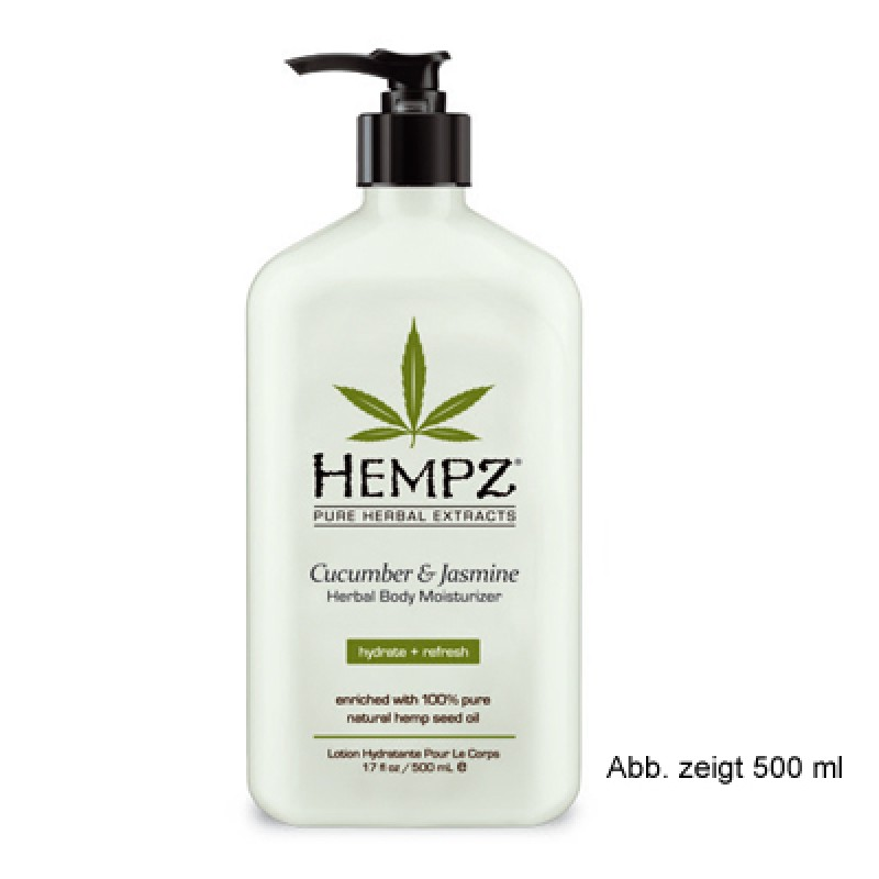 Hempz Cucumber & Jasmin Herbal Body Moisturizer 5 ml