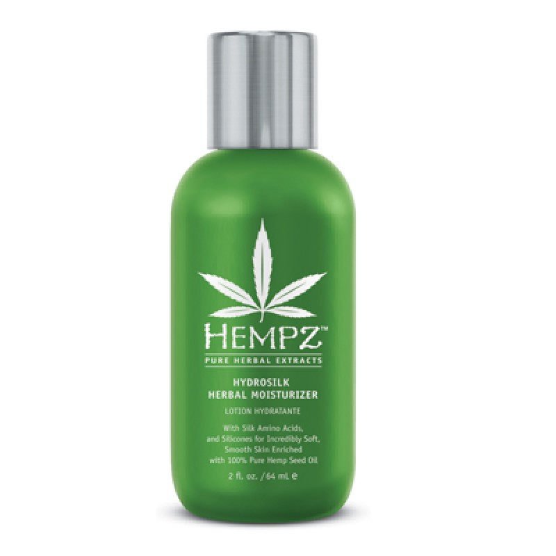 Hempz Hydrosilk Herbal Body Moisturizer