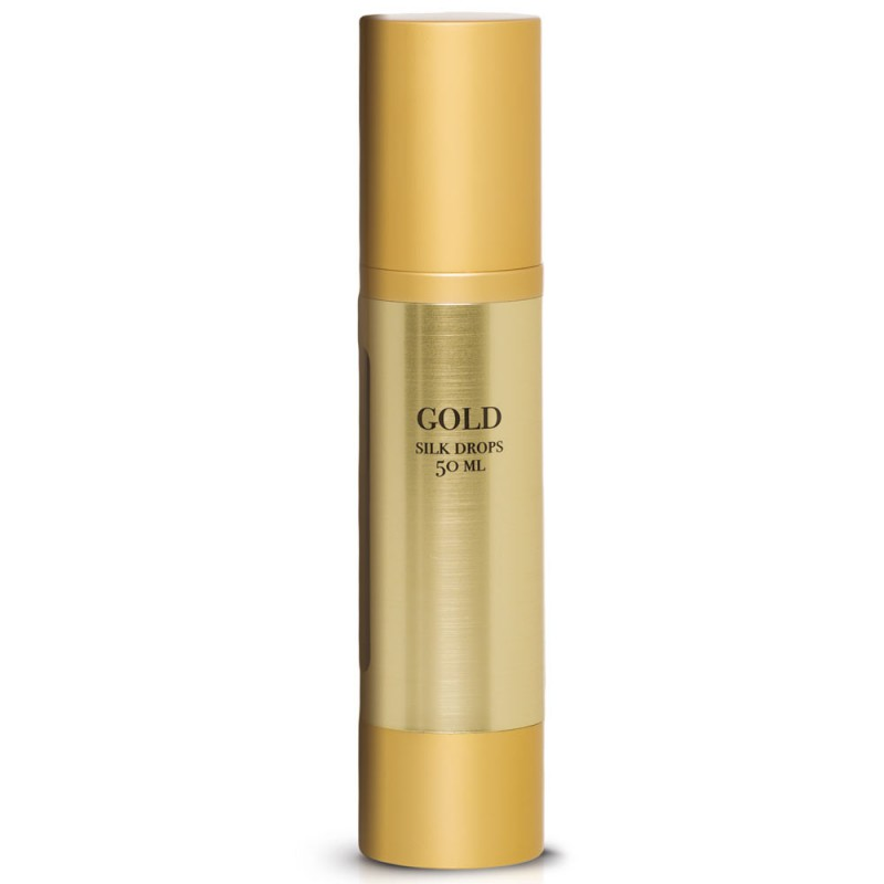 GOLD Professional Haircare Silk Drops 50 ml