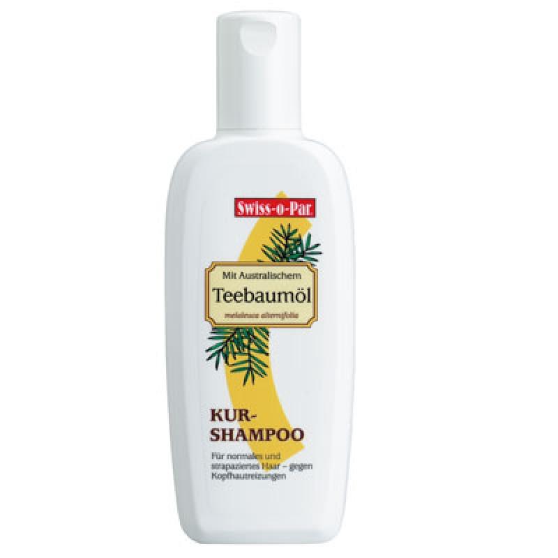 Swiss O-Par Teebaumöl Kur-Shampoo