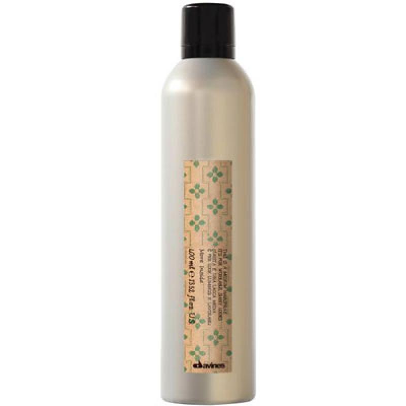 Davines more inside Medium Hold Hairspray