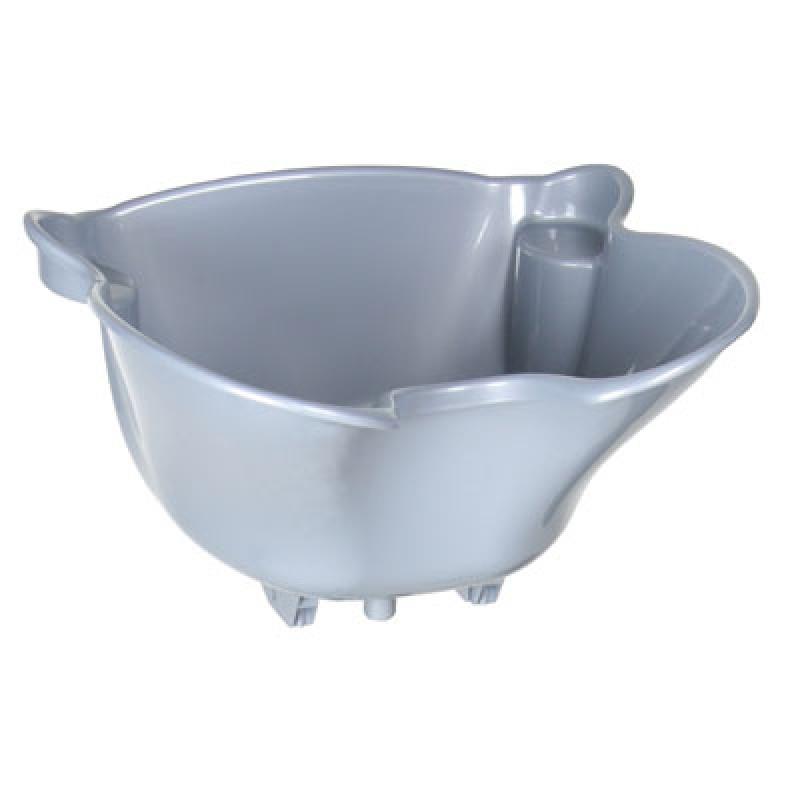Efalock Ersatzwaschbecken tief silber