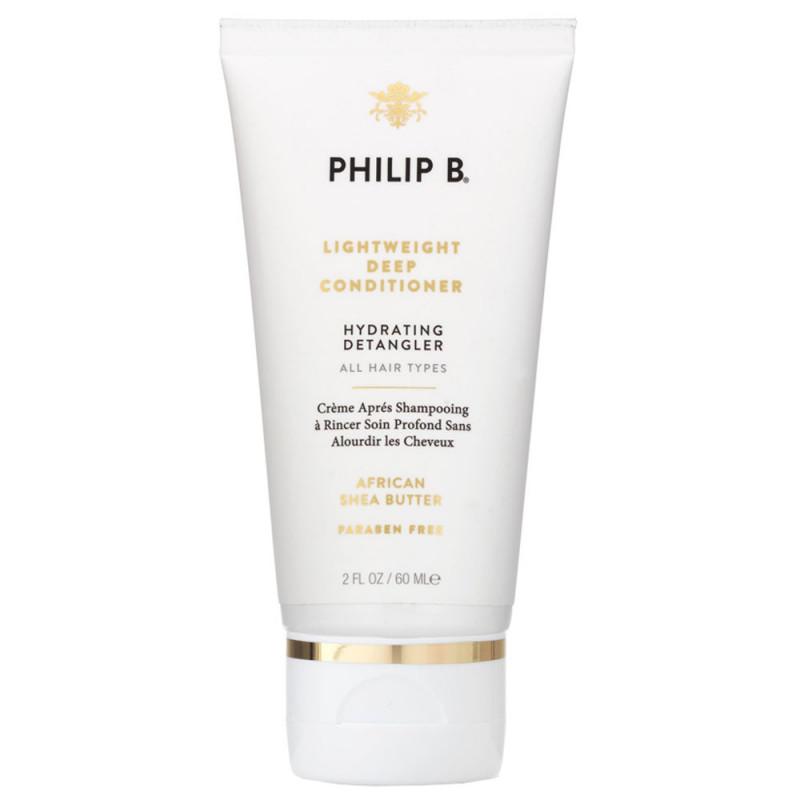 Philip B. Light Weight Deep Conditioning Creme Rinse Paraben Free 60 ml