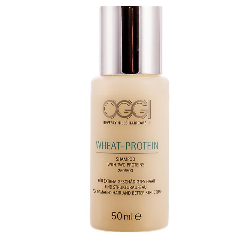 Oggi Wheat Protein Shampoo 50 ml