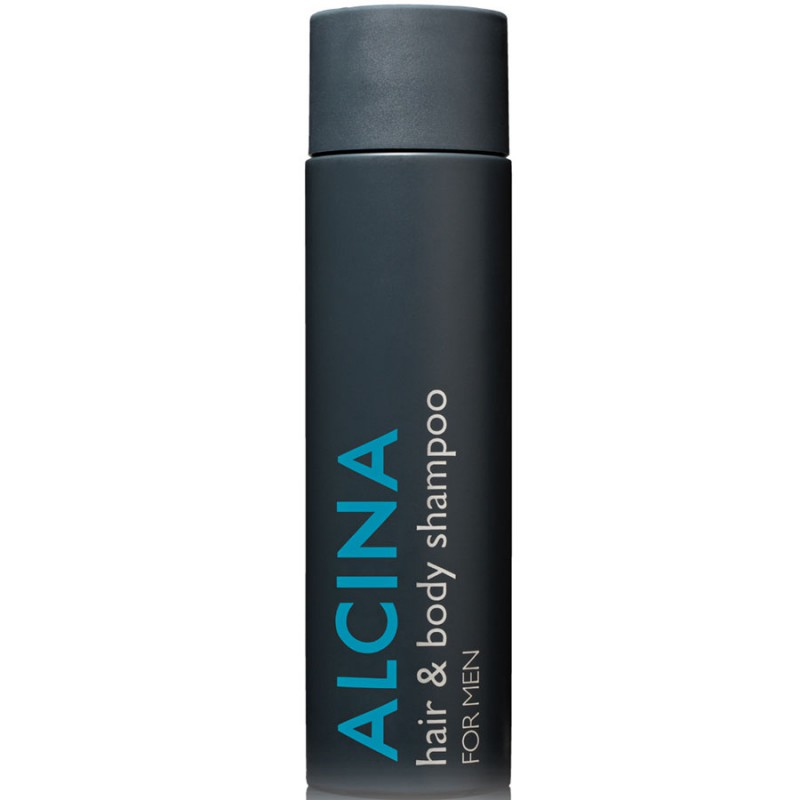 Alcina For Men Hair & Body Shampoo 500 ml