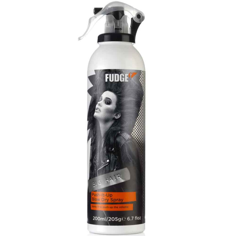 Fudge Big Hair Push-it-Up Blow Dry Spray 200 ml