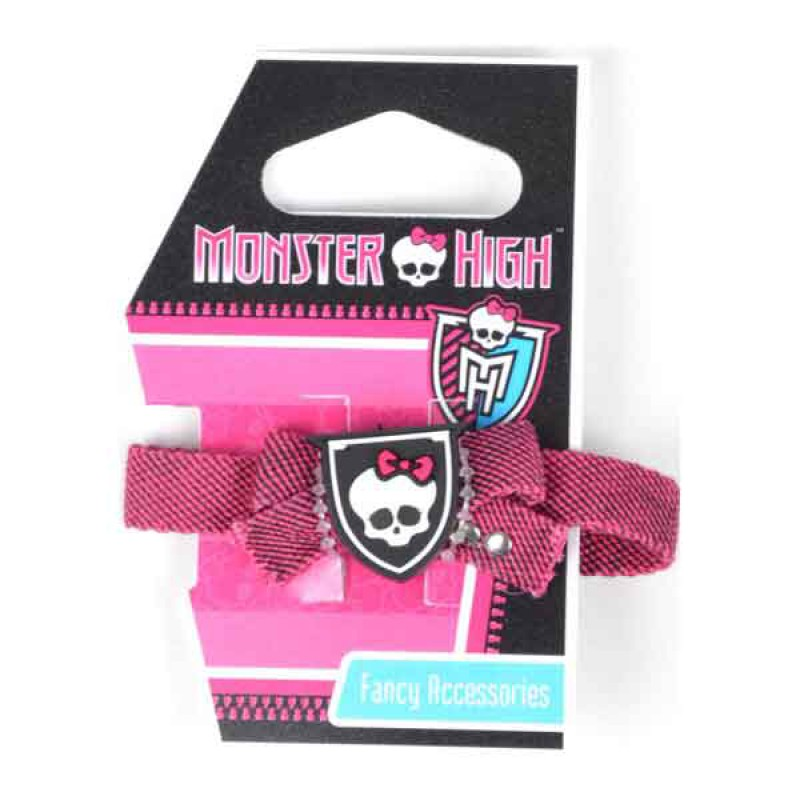 Solida Armband Monster High, pink, verpackt