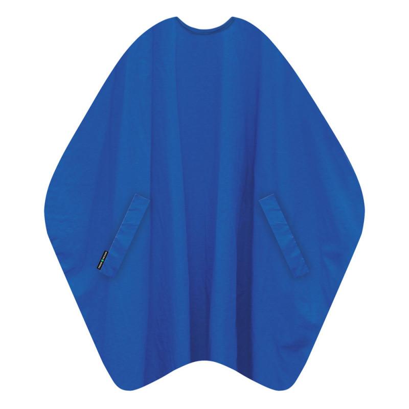 Trend-Design Classic Haarschneideumhang Blau