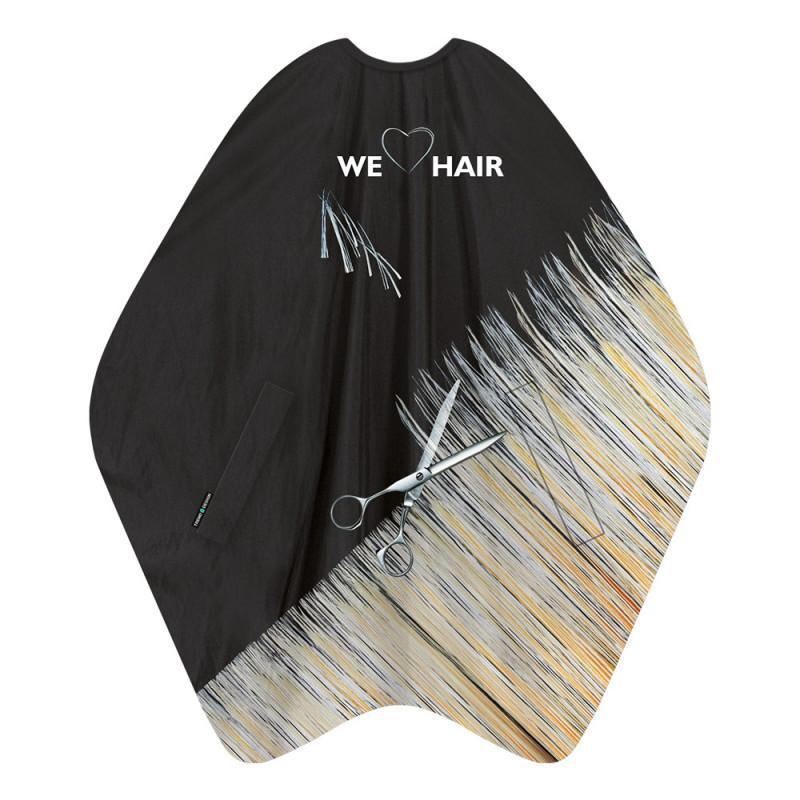 Trend-Design We Love Hair Cut Schneideumhang