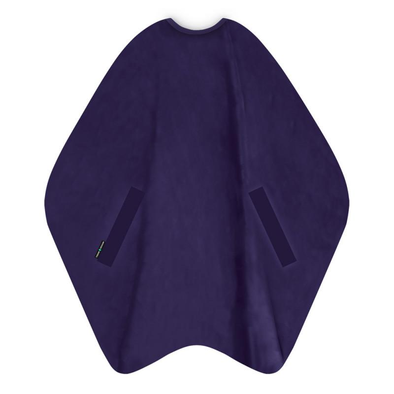 Trend-Design NANO Compact Uni Färbeumhang Violett