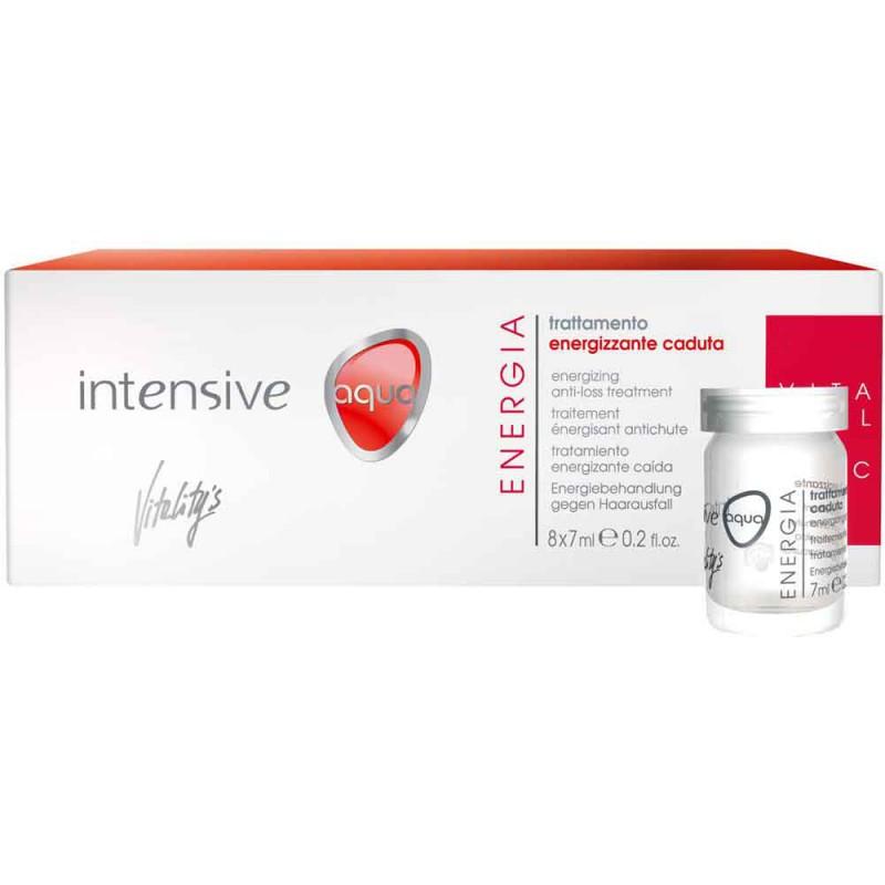 Vitality's Intensive Aqua Energia Behandlung 8 x 7 ml