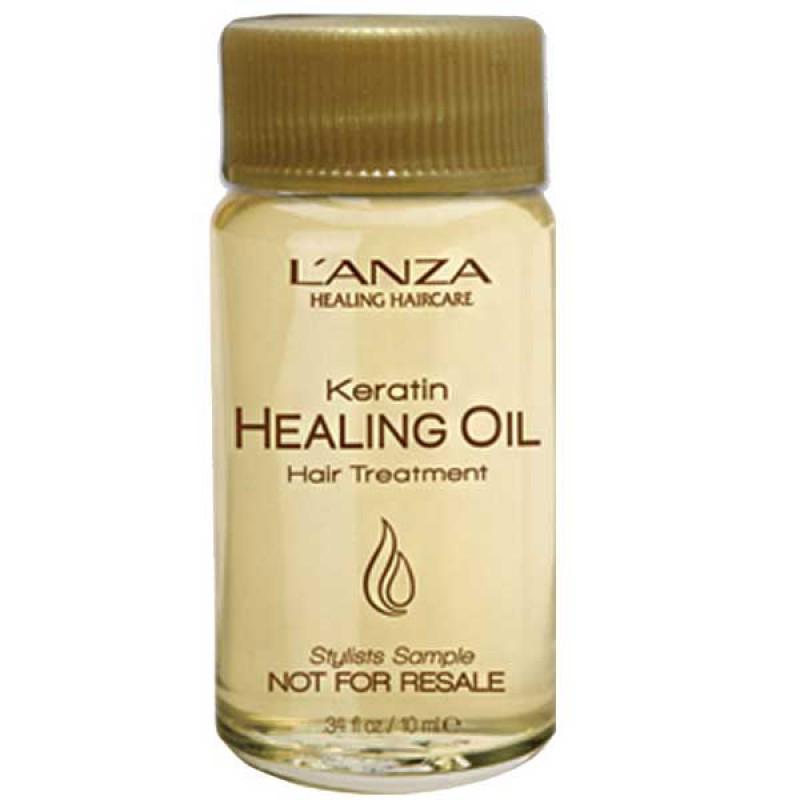 Lanza Keratin Healing Oil Hair Treatment 10 ml