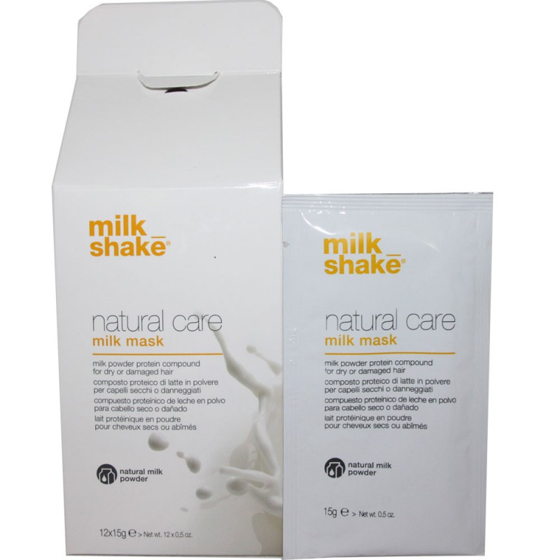 milk_shake natural care  milk mask 12 x 15 g