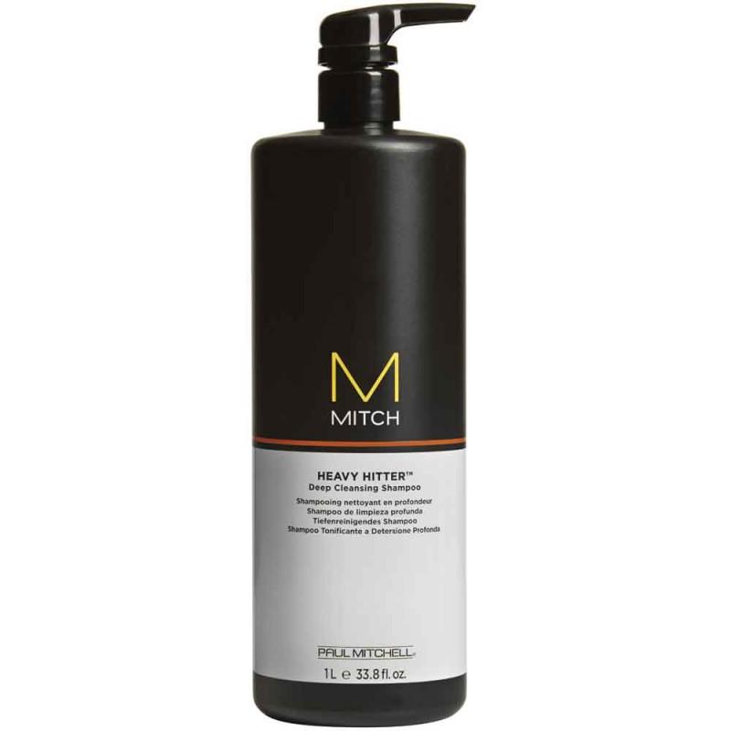 Paul Mitchell Mitch Heavy Hitter Deep Cleansing Shampoo 1000 ml