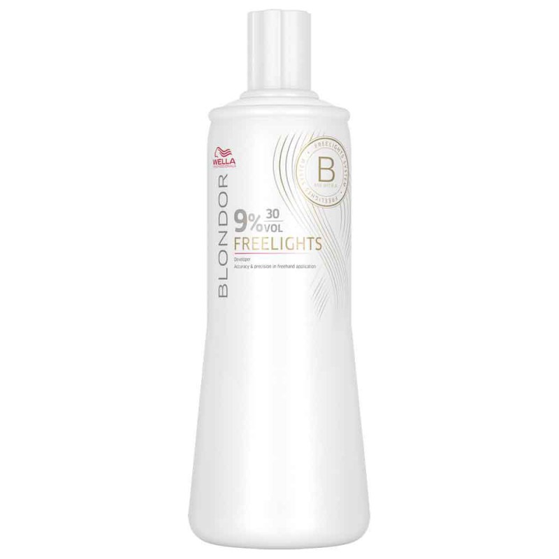 Wella Blondor Freelights Oxidationsmittel 9 % 1000 ml