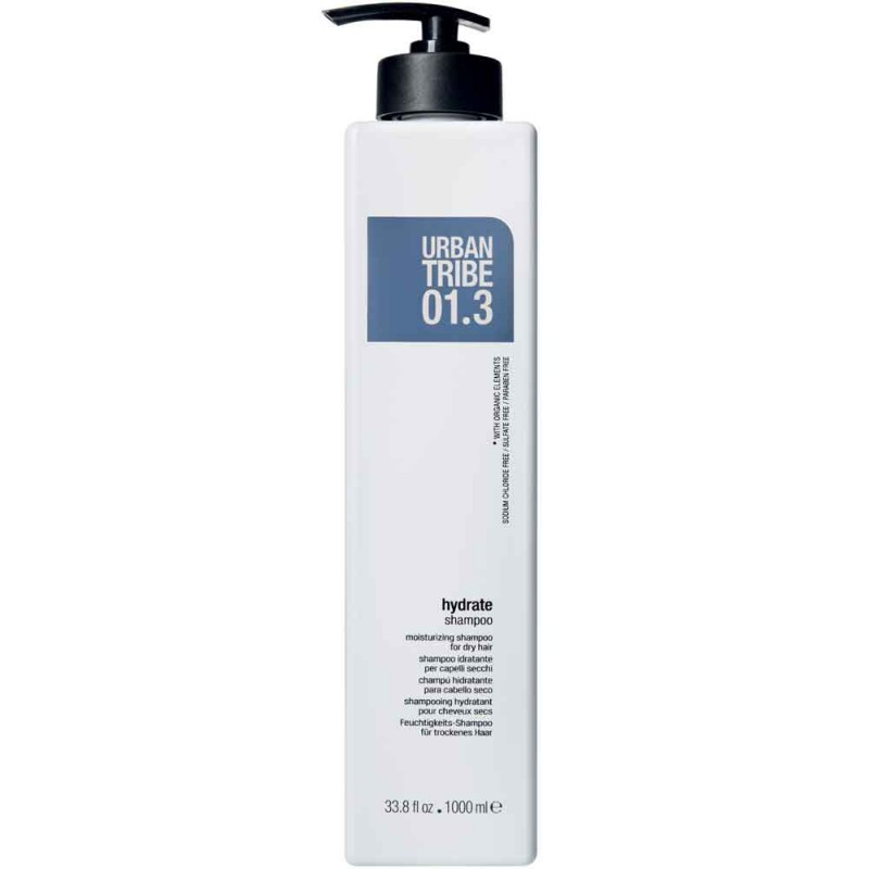 URBAN TRIBE 01.3 Hydrate Shampoo 1000 ml