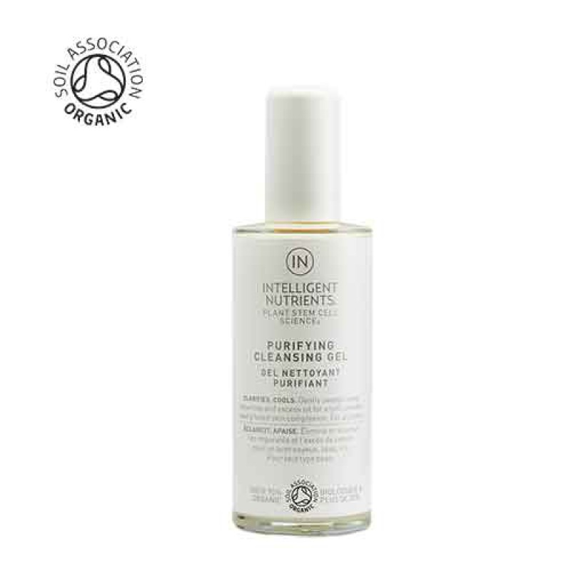 Intelligent Nutrients Plant Stem Cell Science Purifying Cleansing Gel 97 ml