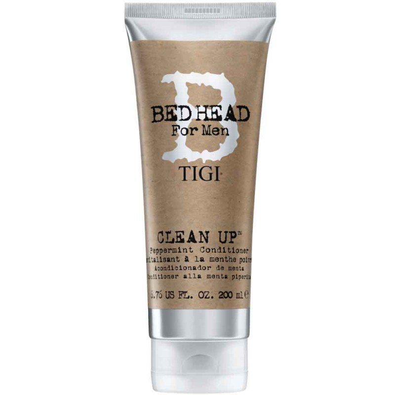 Tigi Bed Head For Men Clean Up Peppermint Conditioner 200 ml