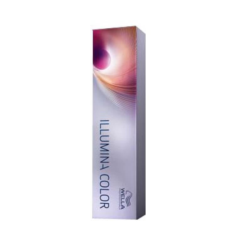 Wella Illumina 6/76 dunkelblond braun-violett 60 ml