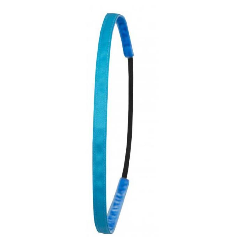 Ivybands Neon Blue Super Thin Haarband