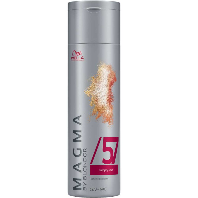 Wella Magma /57 mahagoni-braun 120 g