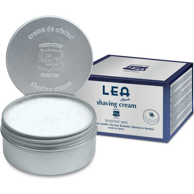 LEA Rasiercreme Classic Dose 150 g
