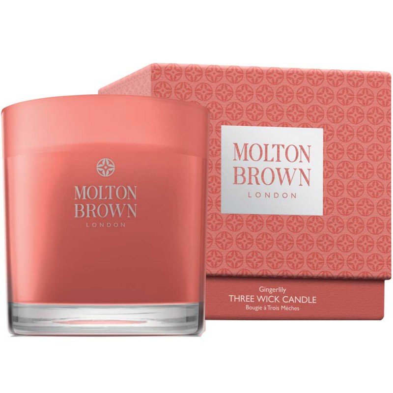 Molton Brown HOME Gingerlily Three Wick