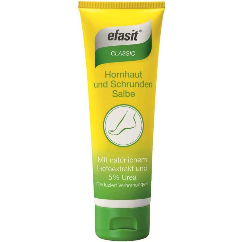 efasit CLASSIC Hornhaut und Schrunden Salbe 75 ml
