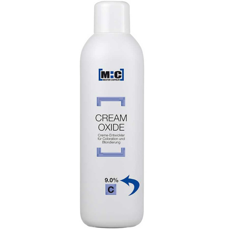 M:C Meister Coiffeur Cream Oxide 9.0 C 1000 ml