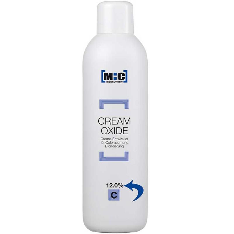 M:C Meister Coiffeur Cream Oxide 12.0 C 1000 ml